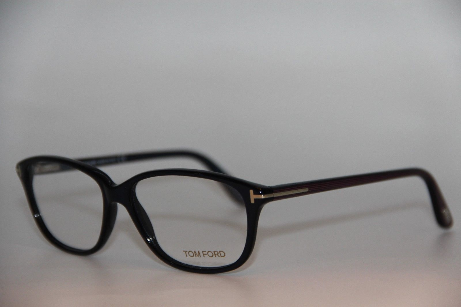NEW TOM FORD TF 5316 092 BLUE EYEGLASSES AUTHENTIC RX TF5316 54-14 W/CASE