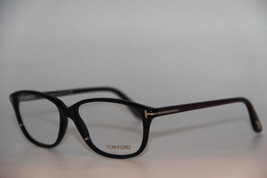 NEW TOM FORD TF 5316 092 BLUE EYEGLASSES AUTHENTIC RX TF5316 54-14 W/CASE - $224.20