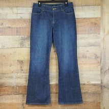 The Limited Jeans Womens Size 10 R Blue Denim Boot Cut RR12 - $15.83