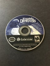 Eternal Darkness : Sanity's Requiem (Nintendo Gamecube 2002) Disc Only - $39.60