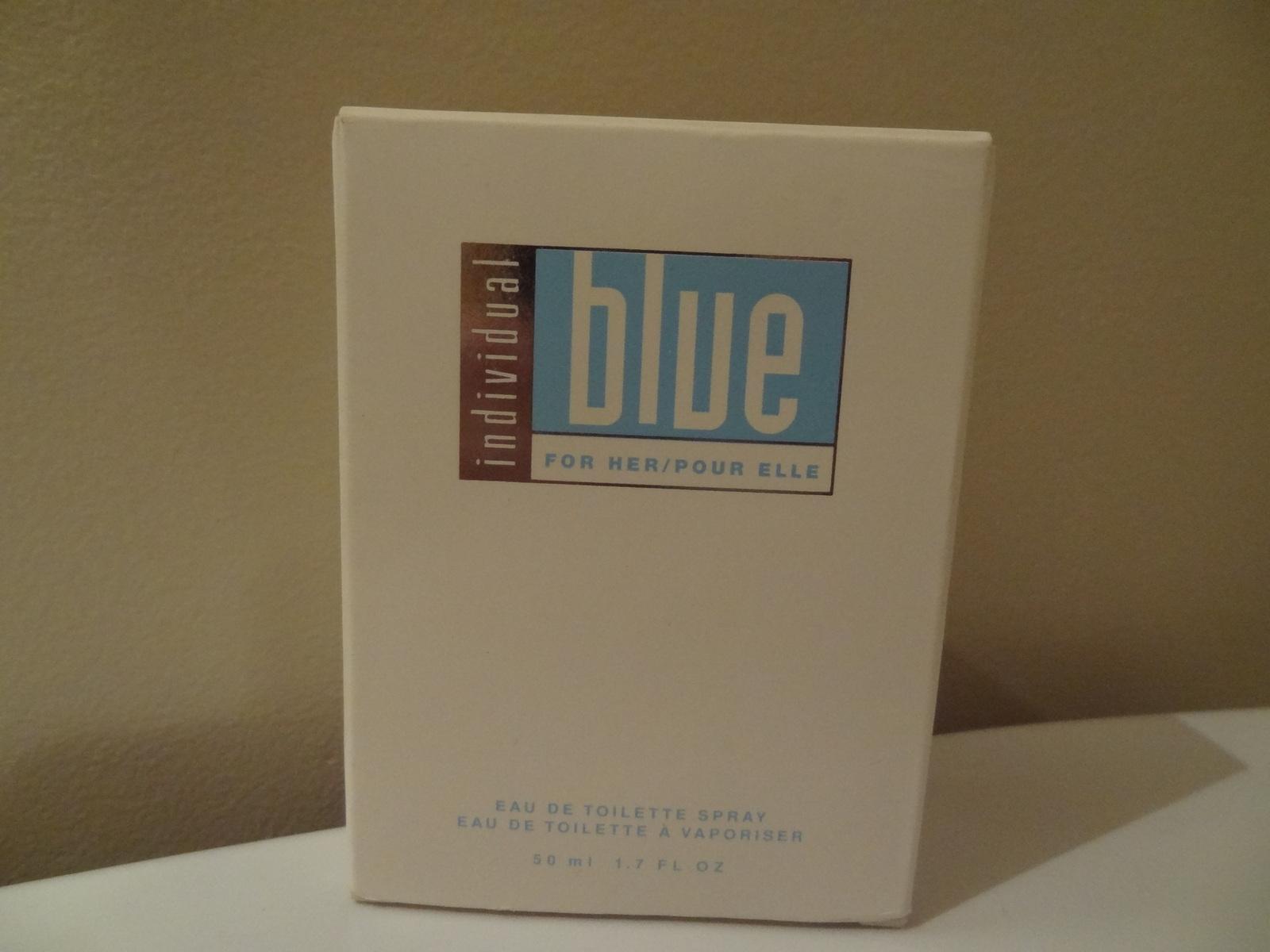 Individual blue for her где купить косметику на кипре
