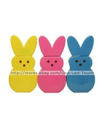 PEEPS 3 oz Scented BUBBLE BUNNY Basket Filler EASTER Marshmallow *YOU CH... - $4.01