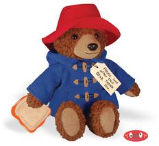 """Yottoy Large 12"""" Big Screen Paddington Bear Red Hat Stuffed Animal Plush... - $36.00"""