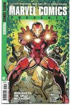 Marvel Comics Presents #7 (Marvel 2019) - $8.00