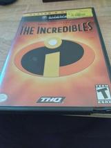 Nintendo GameCube Disney The Incredibles image 1