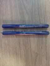 SET OF 2 Almay Pen Eyeliner Ball Point Tip 210 Navy Marine Uncarded - $9.99