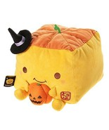 Tofu Stuffed Toy Cushion Hannari Tofu Halloween Cushion Size M F/S - $45.80
