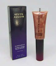 Kevyn Aucoin Glass Glow Lip Gloss Prism Rose 0.27oz/8ml Nib - $18.76