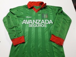 old soccer jersey Goalkeeper CLub Deport Italiano Argentina  90 years - $27.72