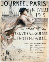 Vintage French POSTER. Paris' Journey. Room Decor.House Interior design.... - $10.89+