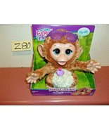 FurReal Friends Baby Cuddles My Giggly Monkey Pet Plush Interactive Toy  - $29.99