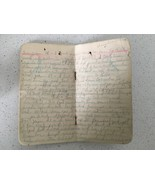 COLLECTION OF NOTEBOOKS DETAILING THE WORK OF A YOUNG MAN IN RURAL APPAL... - $959.95