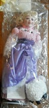 "AVON Storytime Doll Collection ""Little Bo Peep"" with COA  - $9.49"