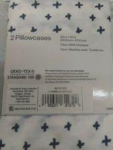 Room Essentials Microfiber Pillowcase Set Wrinkle Resistant Size King New image 5
