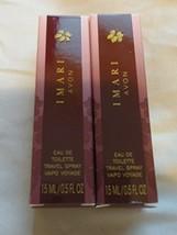2 Avon Imari Travel Spray Eau de toilette - $16.83