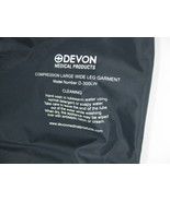 Devon D-300LW Full Leg Compression Garment Wide - $99.99