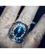 HAUNTED OCCULT RING 500 SHAITAN 500 ILMU KHODAM Illuminati RARE VESSEL D... - $1,313.13