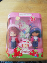 2004 BERRY BEST FRIENDS STRAWBERRY SHORTCAKE AND GINGERSNAP - $77.10