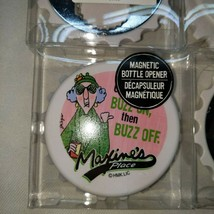 4x Hallmark Maxine Magnetic Bottle Openers!- Fast Free Shipping! - $14.54