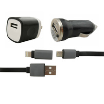 Portable Charger,Car Charger with Lightning Cable and USB Cable 2-in-1 C... - €12,12 EUR