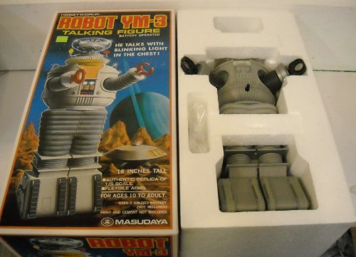 Primary image for Robot YM-3 Talking Figure Lost in Space Robot B-9