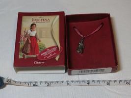 1824 Josefina Montoya An American Girl Girls charm Hallmark NOS NIB READ SMOKE - $23.68