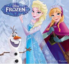 Walt Disney Frozen Movie Animation Art 16 Month 2016 MINI Wall Calendar,... - $7.84