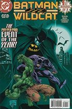 Batman/Wildcat #1 [Comic] [Jan 01, 1997] Charles 'Chuck' Dixon and Beau ... - $2.95