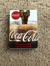 Bicycle Coca-Cola Playing Cards - 1 Sealed Deck (Used) - $1.00