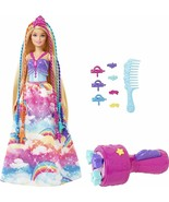 Barbie Dreamtopia Doll Princess Accessory for Making Braids Of Colours A... - $219.75