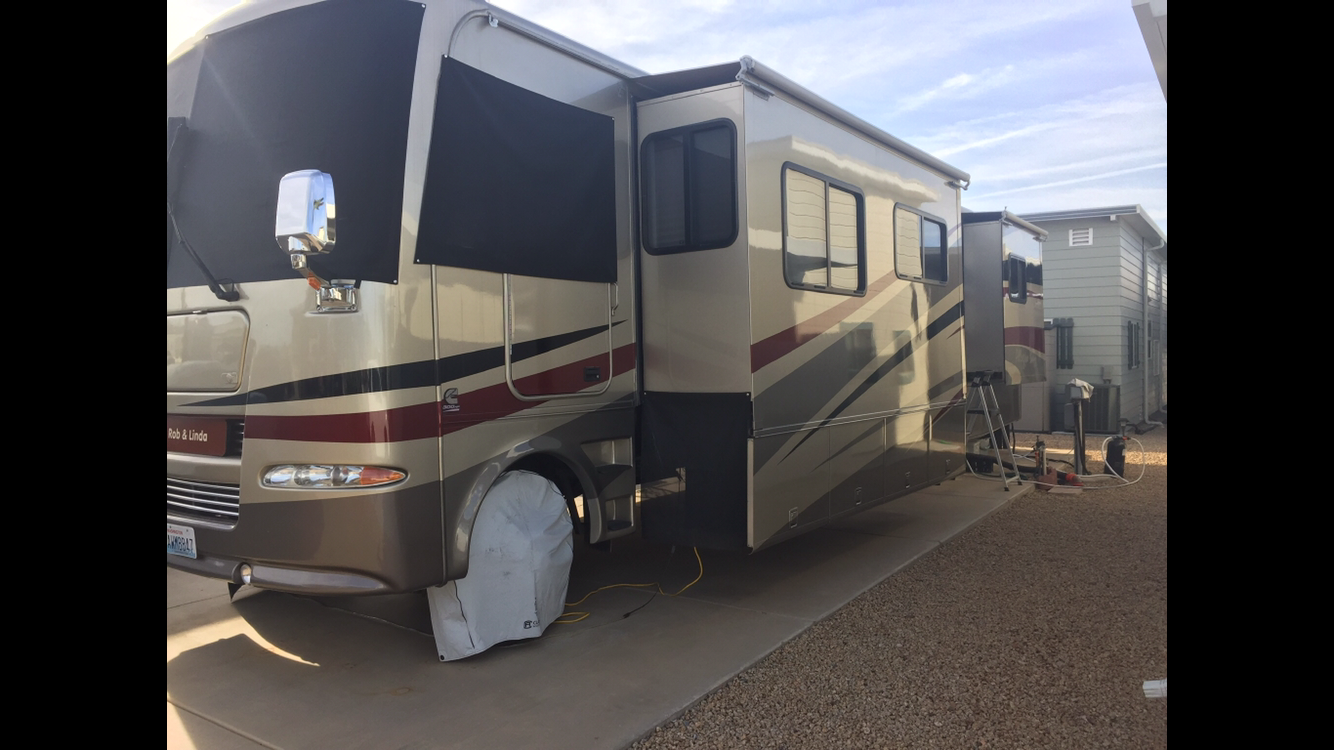 Primary image for 2007 Tiffin Allegro Bay 37QDB For Sale By Owner  IN BUCKEYE AZ 85326