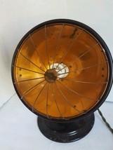 Antique Universal Copper Heater Lamp Industrial Steampunk Decor - $158.39