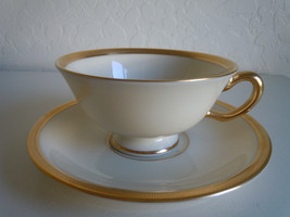 Lenox Tuxedo Cup and Saucer Set - $23.75