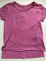 Girls Old Navy High Low Tee Size 6/7 - $0.99