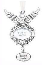 Ganz Watch Over Me Angels Photo Ornaments - You Are A Blessing - $290,66 MXN