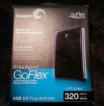 Seagate 320 GB GoFlex Ultra Portable Drive - $39.60