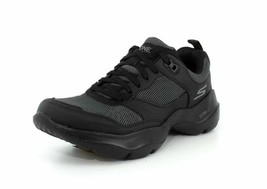 Skechers Womens ONE Vibe Ultra - Karma Sneaker 9 Black - $44.54
