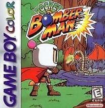 Pocket Bomberman (Nintendo Game Boy Color, 1998) - $8.52