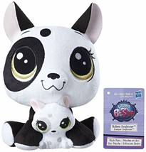 Littlest Pet Shop Bullena Doghouser and Scamper Doghouser Plush Pairs - $16.82