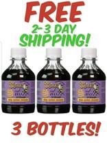 3 STINGER THE BUZZ 5x Strength Detox Cleanse Grape 8 oz  FREE 2-3 day Sh... - $49.49