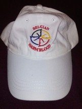 Belgian Warmblood White Hat - $12.39