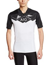adidas All Blacks 16/17 Away Rugby Jersey (Medium) image 1