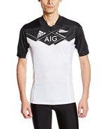 adidas All Blacks 16/17 Away Rugby Jersey (Medium) - $37.99