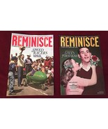 Lot Of 2 Reminisce Magazines  Issues—Feb/March and Aug/Sept 2018 - $4.90
