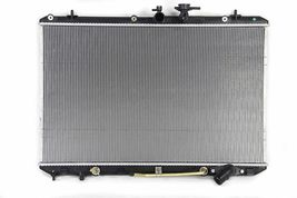 RADIATOR TO3010328 FOR 09 10 11 12 13 TOYOTA HIGHLANDER 2.7L W/TOW-PKG A/T image 3