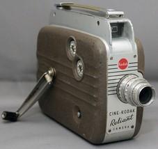 Reliant CINE-KODAK Vintage Movie Camera Clean! - $34.20