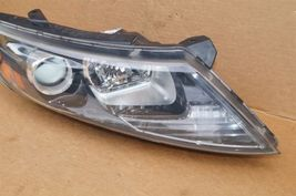 11-13 Kia Optima Headlight Lamp Halogen Passenger Right RH image 4