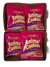 Stauffer's 12 Snack Pack Set Iced Animal Cookies, 1.75 Oz. Each - $12.33