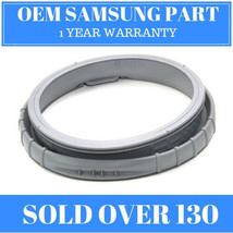 New Replacement Washer Door Gasket For Samsung DC64-00802B AP4342944 PS4... - $64.34