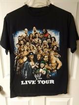 "Vintage Wwe Wrestling Live Tour ""I Was There"" T-Shirt Men Medium - $23.96"